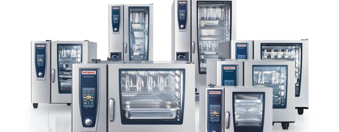 Rational: Kit Accessori in omaggio per chi acquista un forno entro il 31.12.2019